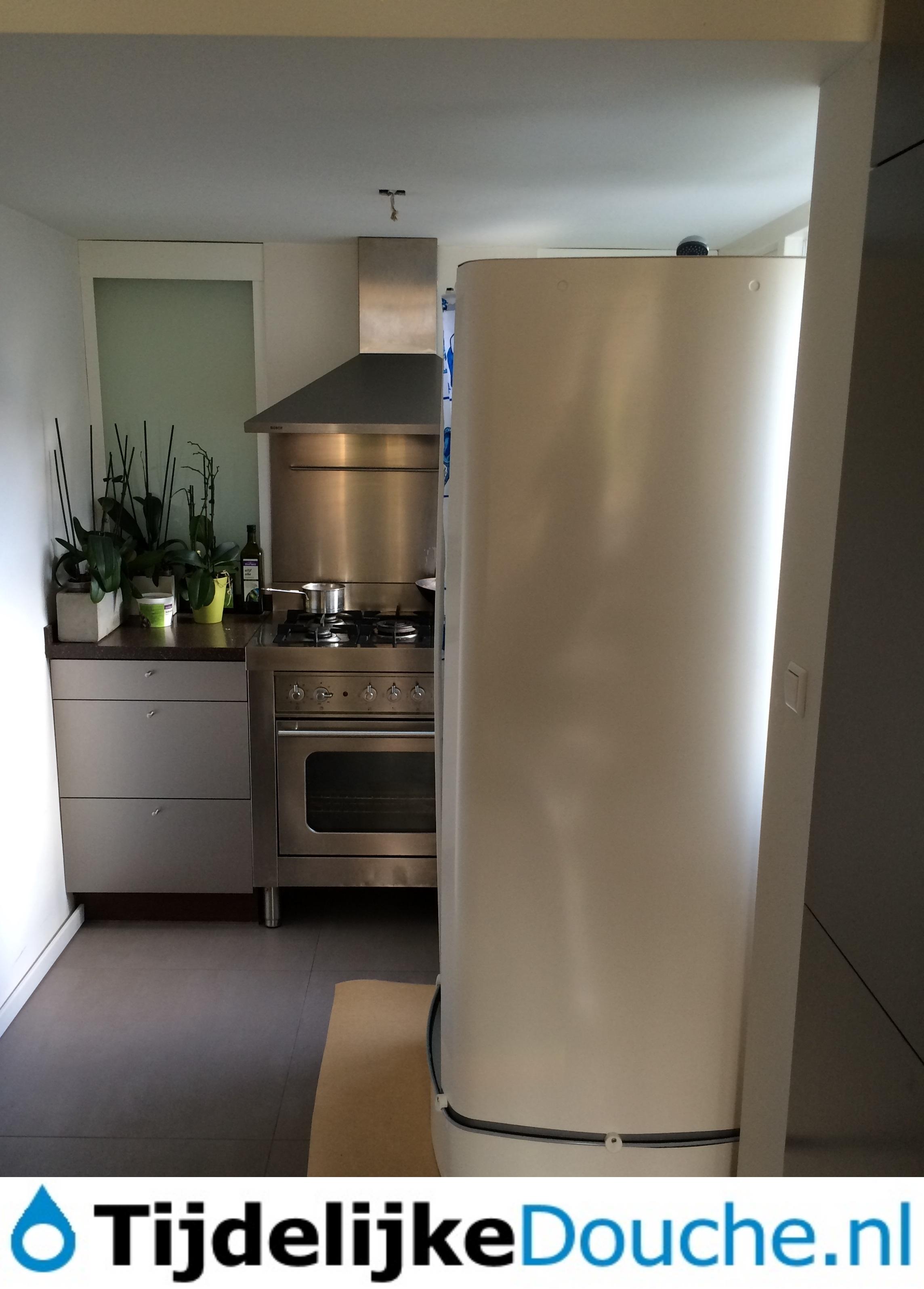 Geliefde Huur van een mobiele douche in de keuken - Tijdelijkedouche.nl OL78